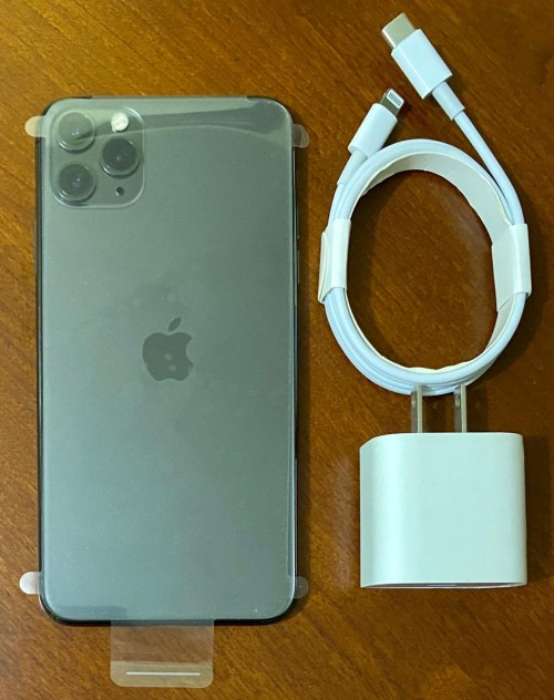 Used IPhone 11Pro Max<br /> (Factory Unlocked )