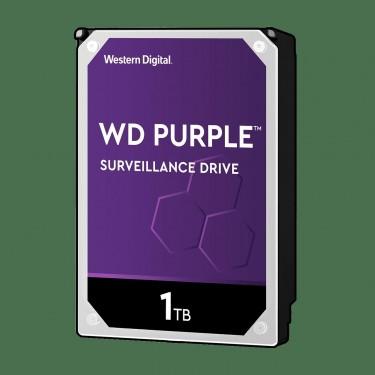 WD Purple Surveillance Hard Drive 3.5 - 1TB / 3TB