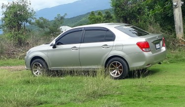 2012  Toyota Axio New Shape