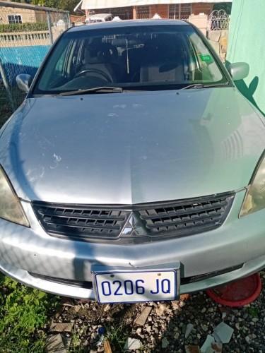 2007, Mitsubishi Lancer Hatchback