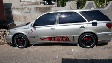 Toyota Vista 2002