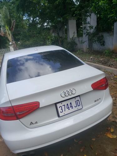2014 Audi Quadtro Sline