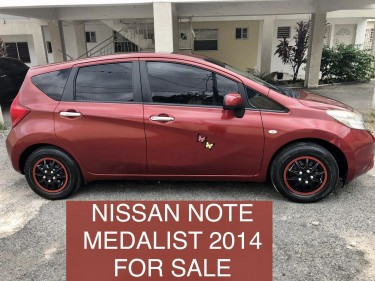 Nissan Note Medalist