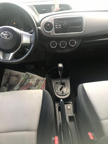 2013 Toyota Yaris Hatchback