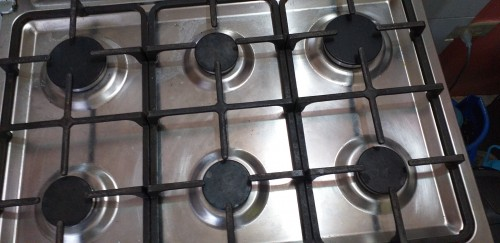 Imperial Stainless Steel Stove (6 Burners)