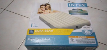 Queen Size Air Bed For Sale