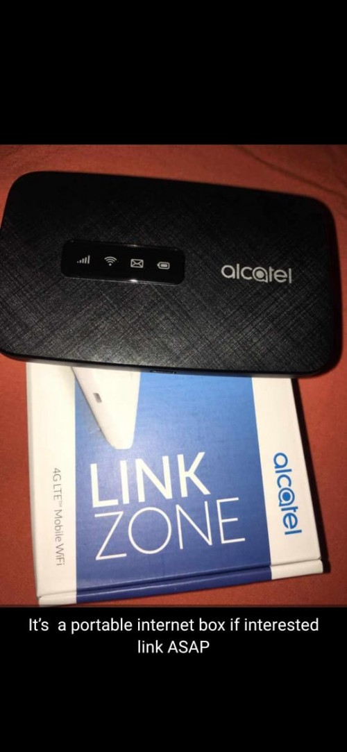 Portable Pocket Wifi Modems