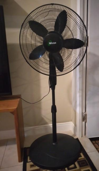 18 Inch Standing WINTEX Fan