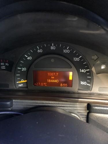 2003  Mercedes Benz C 200