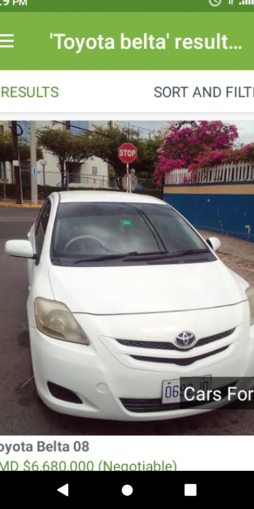 Toyota Belta 08