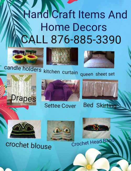 Hand Craft Items And Home Decors