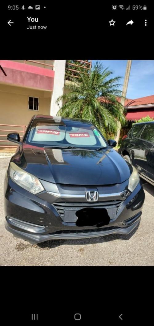 Honda HRV 2015