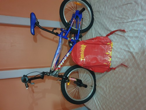 Viper BMX Freestyle Bicycle 20
