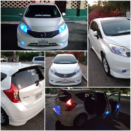 Nissan Note Special  Edition