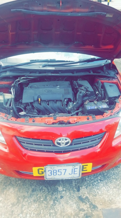 2010 Toyota Corolla.... Car In Excellent Condition