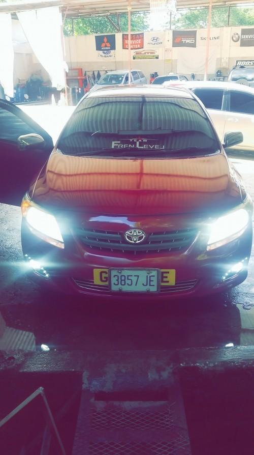 2010 Toyota Jamaica Corolla