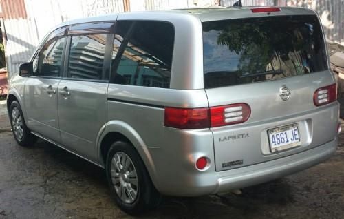 Nissan Lafesta 2012