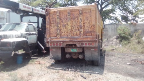 Crash Truck For Sale