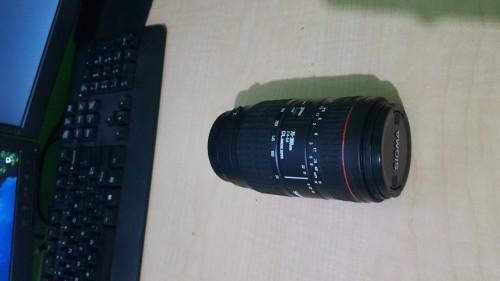 Sigma 70-300 Mm Lense (Cannon)