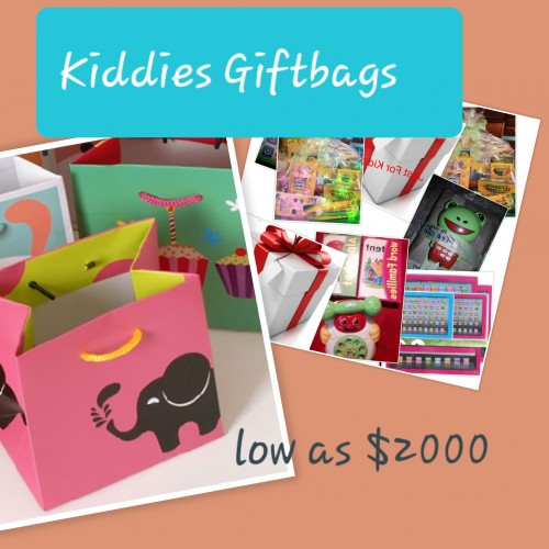 Kiddies Gift Bags