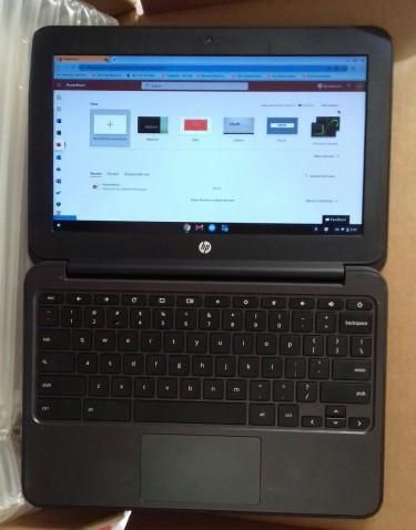 HP Chromebook Laptop(Excellent)