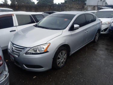 2013 Nissan Sylphy 'as Is'