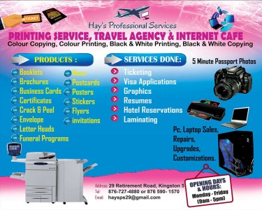 Hay's Professional Services