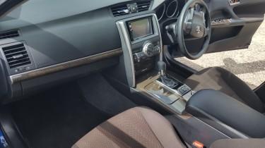 2016 Toyota Mark X 2.5 V6