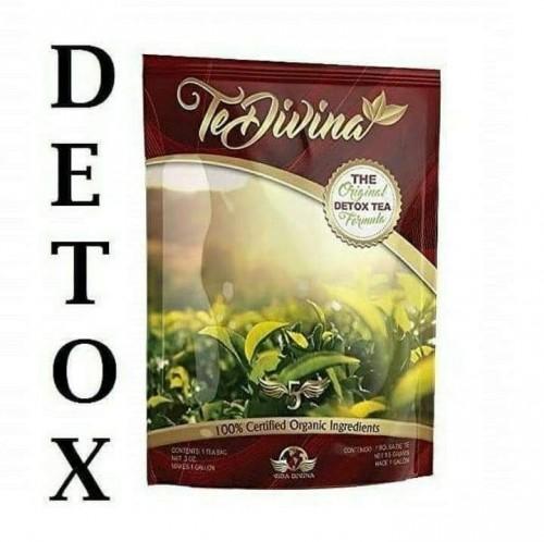 TeDivina Detox Tea And Health Products