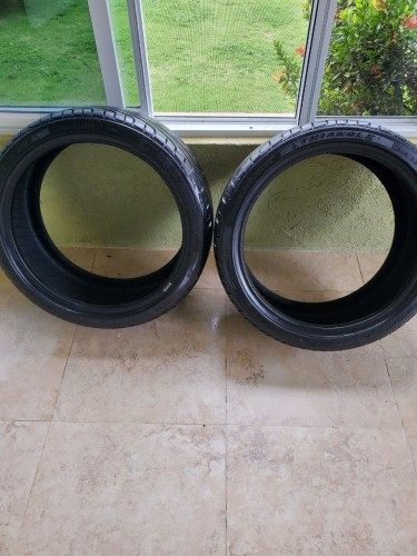 Brand New Triangle 245/35R 19 Tires.