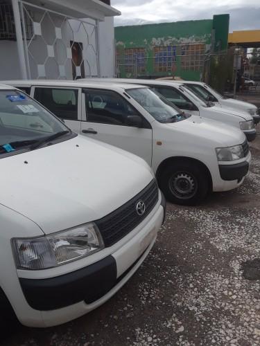 2014 Toyota Probox .white . .few To Choose