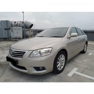 Cheap Used Car TOYOTA CAMRY 2010 2.4 AUTO ABS AIRB