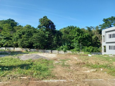 1/4 Acre Lot Of Flat Land