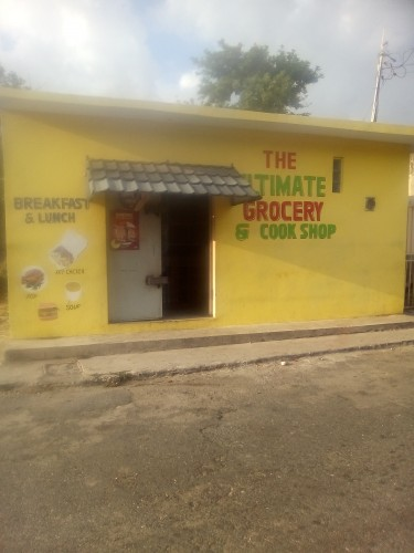 Grocery Or Restaurant