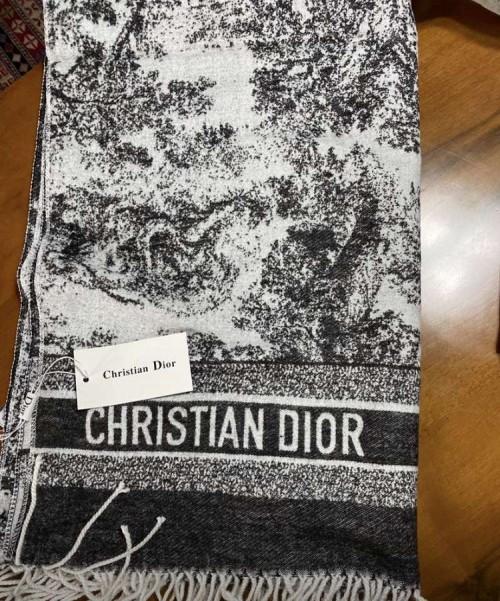 Cashmere Christian Dior Scarf