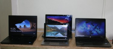 Laptops At Hay's Professional Services
