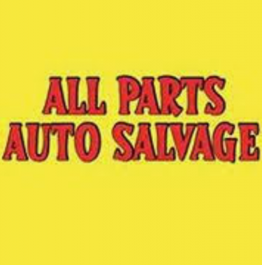 All Parts Available For All Make And Models