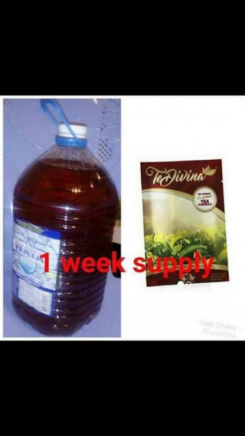 TeDivina Detox Tea With Weight Loss Benefit