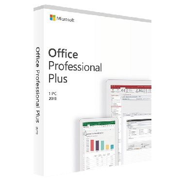 Microsoft Office 2019 Professional For Windows PC