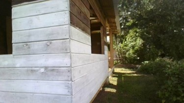 Unfinished 1 Bedroom House