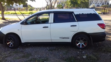 EXCELLENT Nissan AD WAGON  Sale!