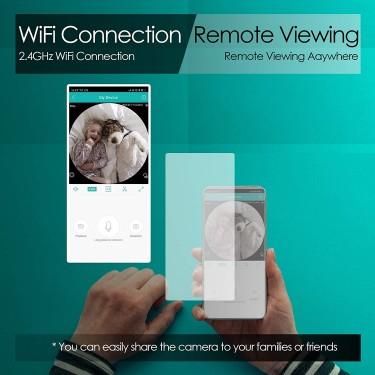 Wifi Bulb Surveilance Cameras For Sale