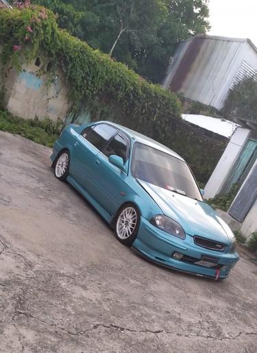 1996 Honda Ek