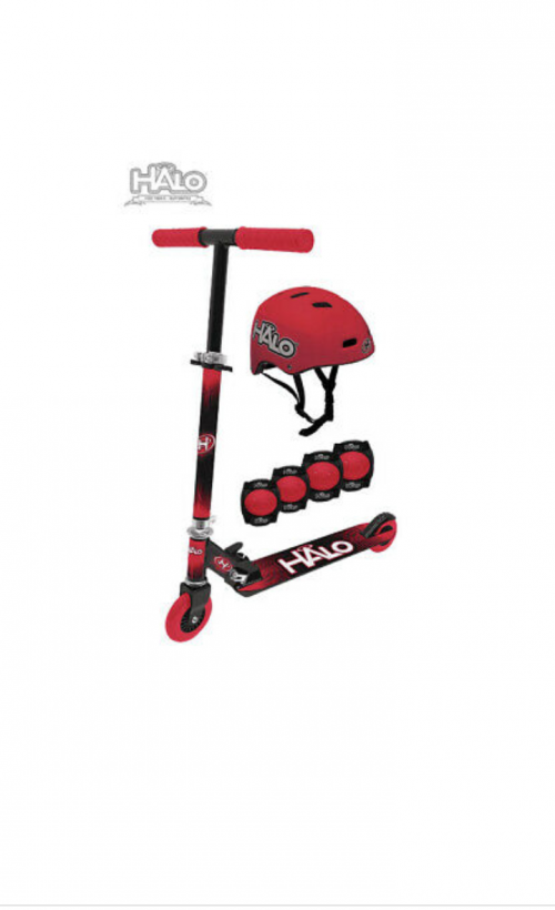 Halo Scooter Combo Pack (Very Strong)