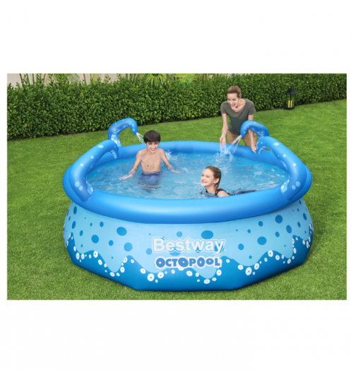 9FT X 30Inch Pool With Two Built In Sprayers