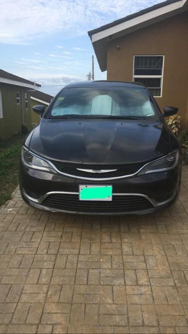 200s 2015 Chrysler