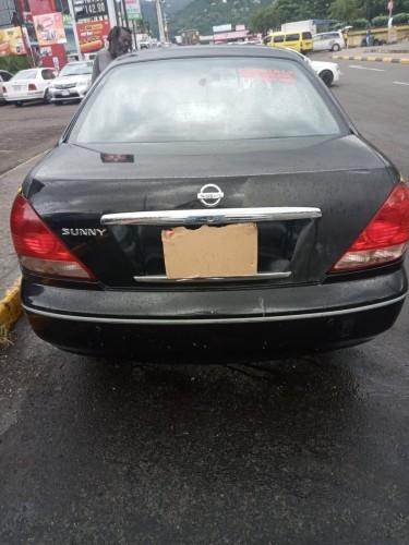 2005 Nissan Sunny Saloon