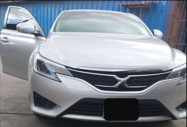 2014 Toyota Mark X 250G