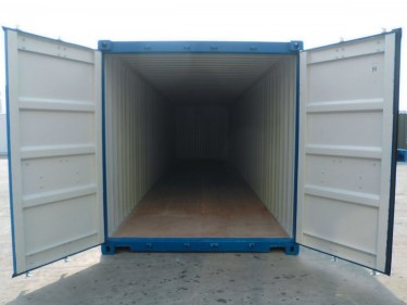 40ft DC Shipping Container