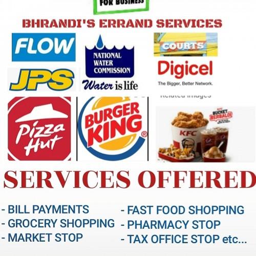 Errand Services